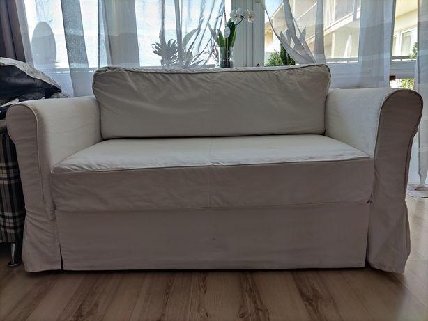 Sofa Ikea Hagalund biała