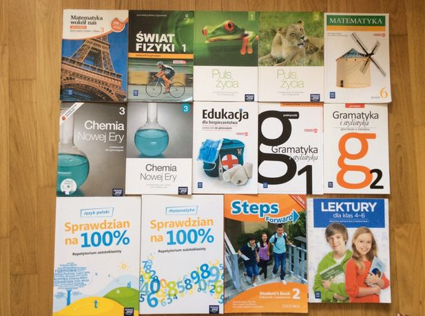 Podręczniki - tanie