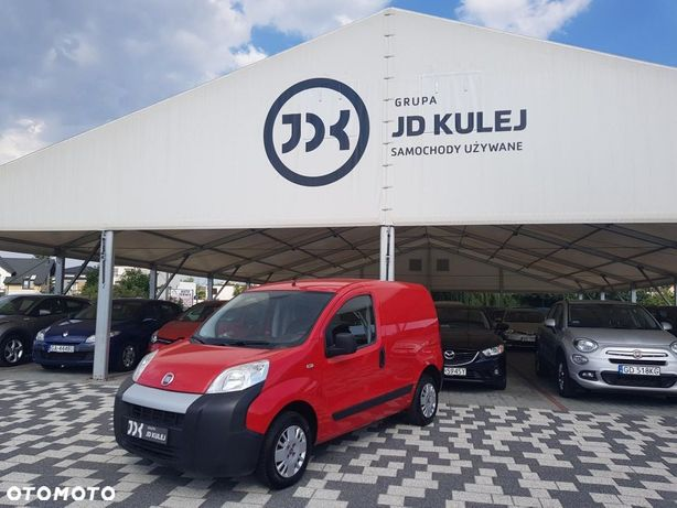 Fiat Fiorino  Polski salon, gwarancja