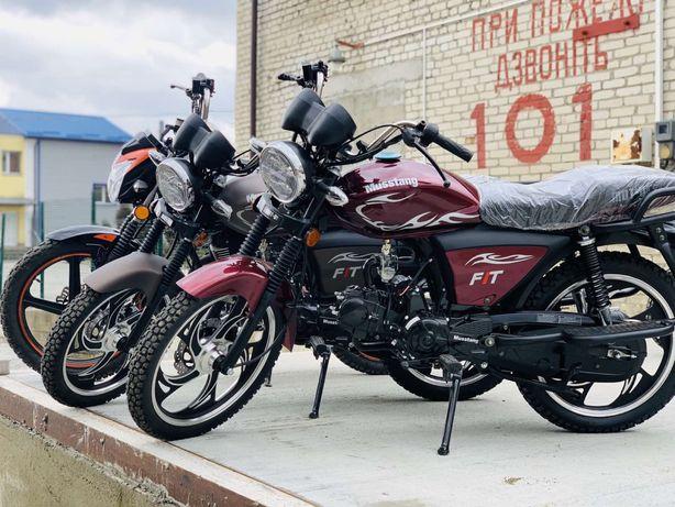 Мотоцикл Mustang Fit 125
