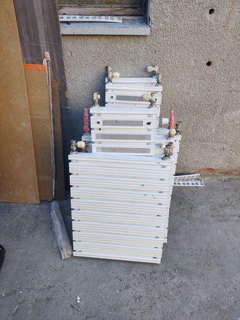 Grzejniki aluminiowe i łazienkowe