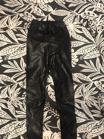 Кожаные легкие штаны и Джинсы Redial
