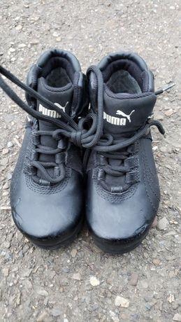 Ботиночки детские puma gore tex, размер 29