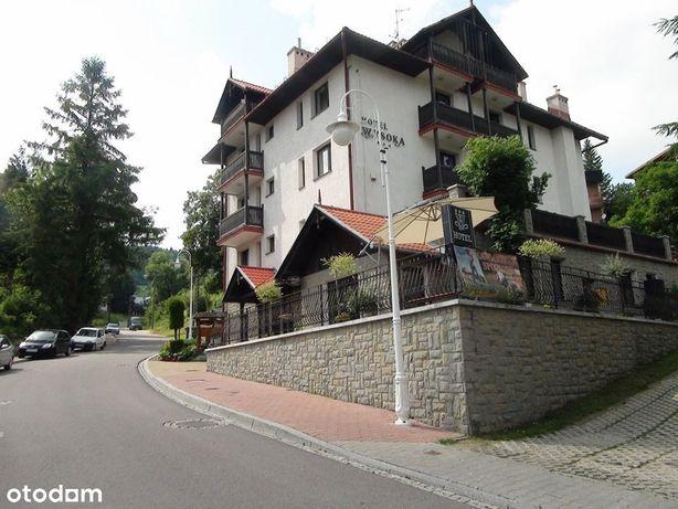 Hotel *** / nieruchomość inwestycyjna w górach