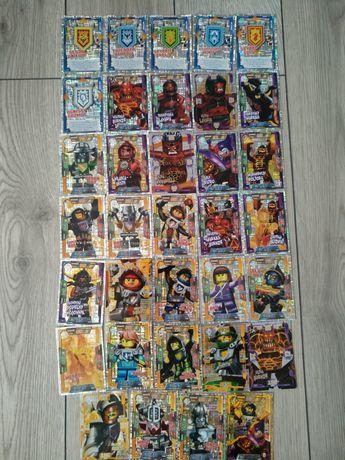 Karty Nexo Knights
