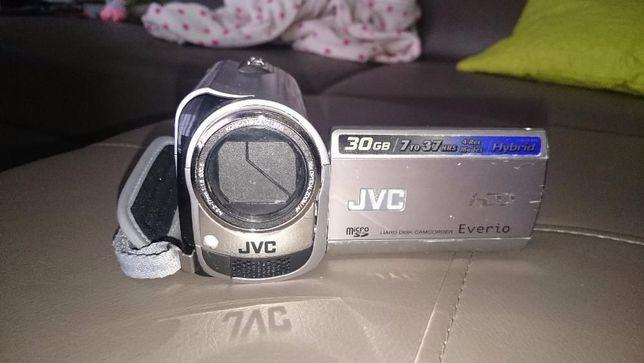 Kamera cyfrowa JVC , 30GB dysk twardy zoom 35x !!