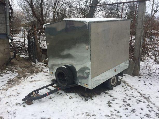 Продається прицеп вагончик