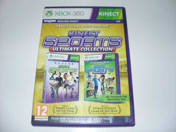 Kinect Sports Ultimate Xbox 360