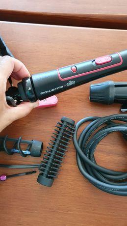 Kit  Rowenta Modelador Cabelo Elite Model look
