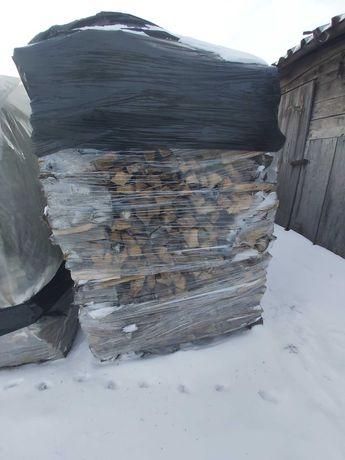 Drewno opałowe różne