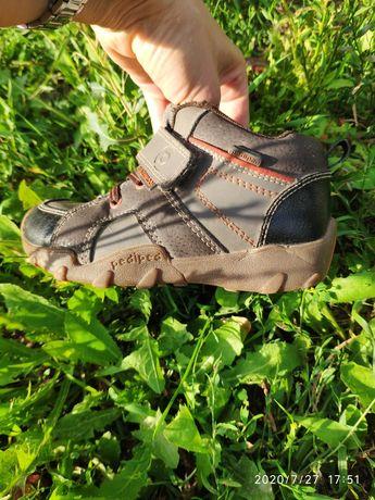 Ботинки, кроссовки,  хайтопы Pediped 17 см. 27 р.