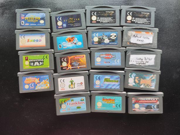 Jogos para gameboy advance e game boy advance sp da Nintendo