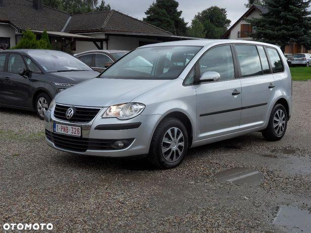 Volkswagen Touran 1.9 Tdi Serwisowany, Zadbany, Tempomat, Klima