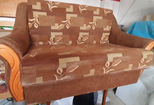 Fotel dwuosobowy
