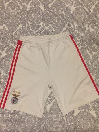 Calções Benfica - Adidas 13/14 anos