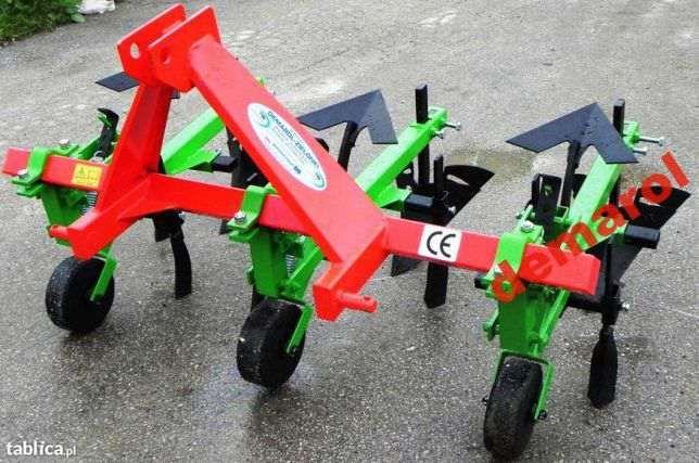 Pielnik 3 rzędowy pielniko obsypnik - nowy - transport