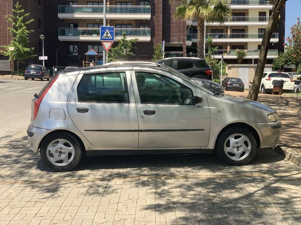 Fiat Punto 1.2 8V Gasolina