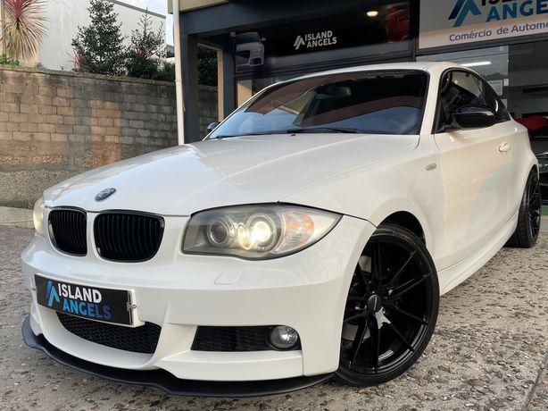 BMW 123D COUPE PACK M*GPS*Revisão Completa*Jantes18*Garantia1 ano*2008