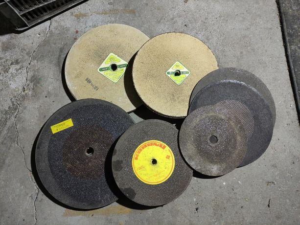 Tarcze do cięcia stali 300mm 350mm 400mm 27 sztuk!!!