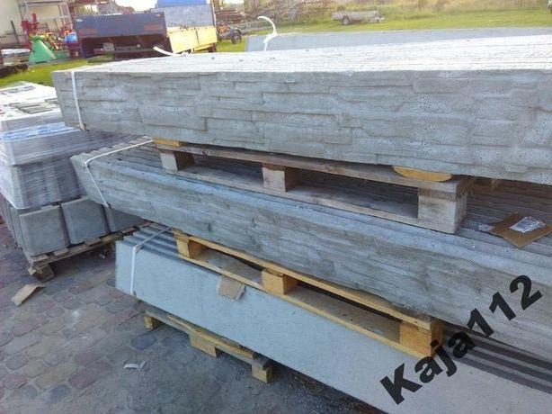 Podmurówka betonowa systemowa PRODUCENT