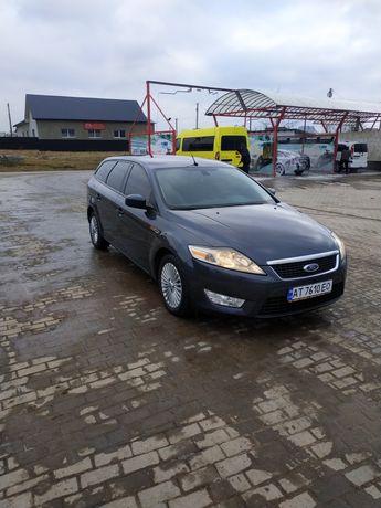 Ford mondeo mk4  у хорошому стані