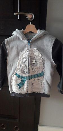 Bluza polarowa r 122