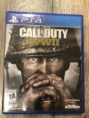 Call of Duty WWII - PS4 (Eng version)
