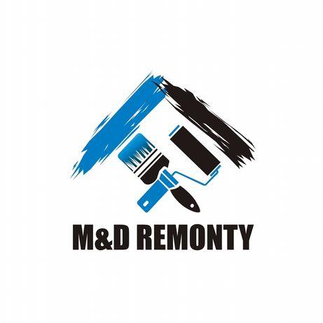Prace wykończeniowe/Usługi remontowe