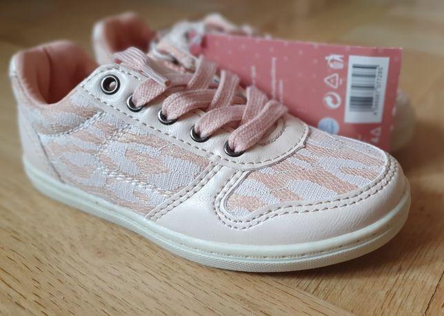 Buty dziewczęce Lupilu w rozmiarze 29