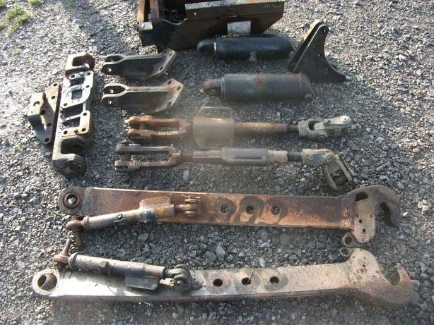 New Holland TS115A--ramie,wieszak,odciąg,siłownik,zaczep,szyna--częścI