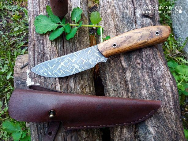 Нож разделочный ручной работы