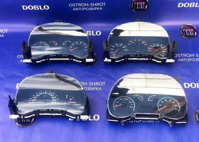 Щиток панель приборов приборка спидометр Fiat Doblo Фиат Добло 00-15