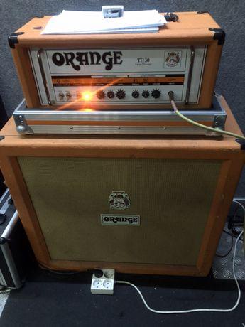 Coluna Orange PPC412 com 2 speakers Electro-Voice Made in USA