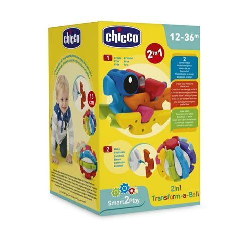 Magiczna piłka Chicco 2w1