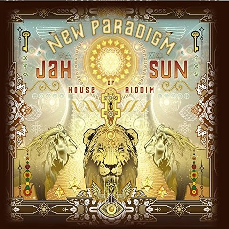 Jah Sun & House of Riddim - New Paradigm CD unikat