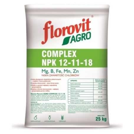 Nawóz Agro Complex 25 KG Florovit !