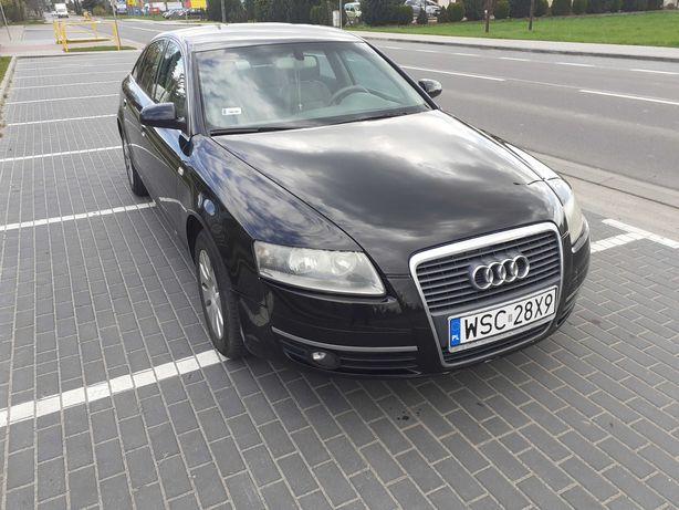 Audi A6 2.0TDI 140KM 2006 Rok