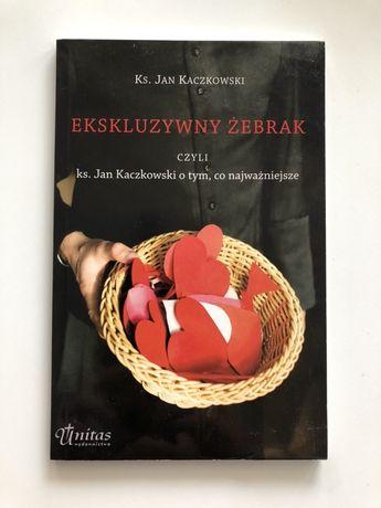 "Ks. Jan Kaczkowski ""Eksluzywny żebrak"""