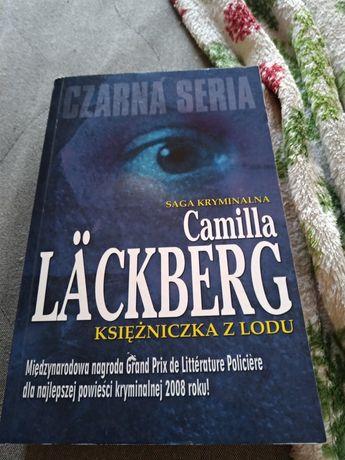 "Książka ""Księżniczka z lodu"" Camilla Läckberg"