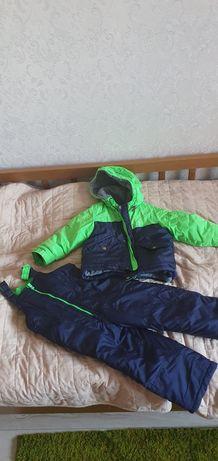 Костюм зимовий зимний 3-5 років куртка штани штаны курточка