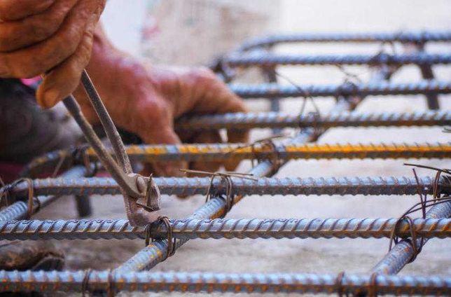 Cięcie stali, prefabrykacja stali zbrojeniowej - Zabrze
