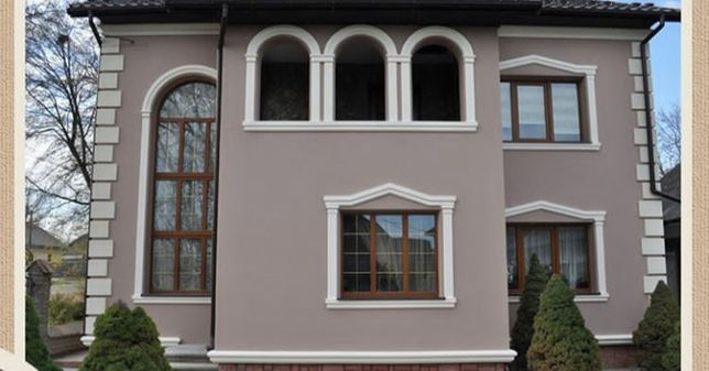 Декор для фасаду