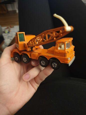 Matchbox Super Kings Mobile Crane