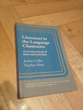 Literature in the Language classroom Joanne Collie Stephen Slater