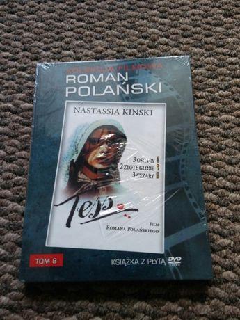 Tess, Roman Polański, Książka z płytą DVD, tom 8