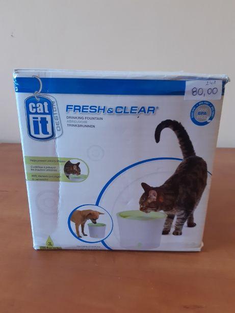 Catit Fresh & Clear Fontanna wodna 3L