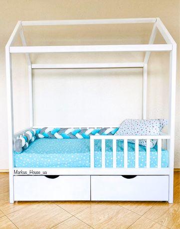 Кроватка домик, детская кроватка, в наличии