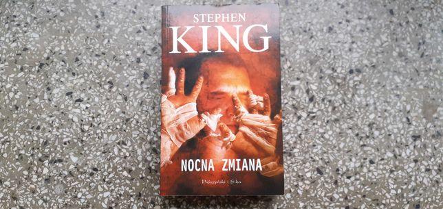 Stephen King - Nocna zmiana  Prószyński  2011