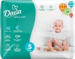 Dada 5 подгузники памперсы