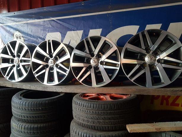 Felgi Aluminiowe Toyota Hilux-Landcruiser R18 6x139.7 ET30 7.5J